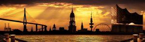 Hamburg collage