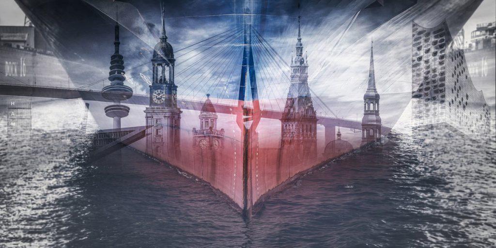 Hamburg collage 8.0