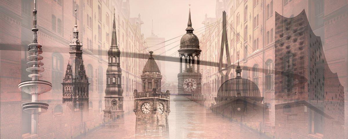 Hamburg collage 9.0
