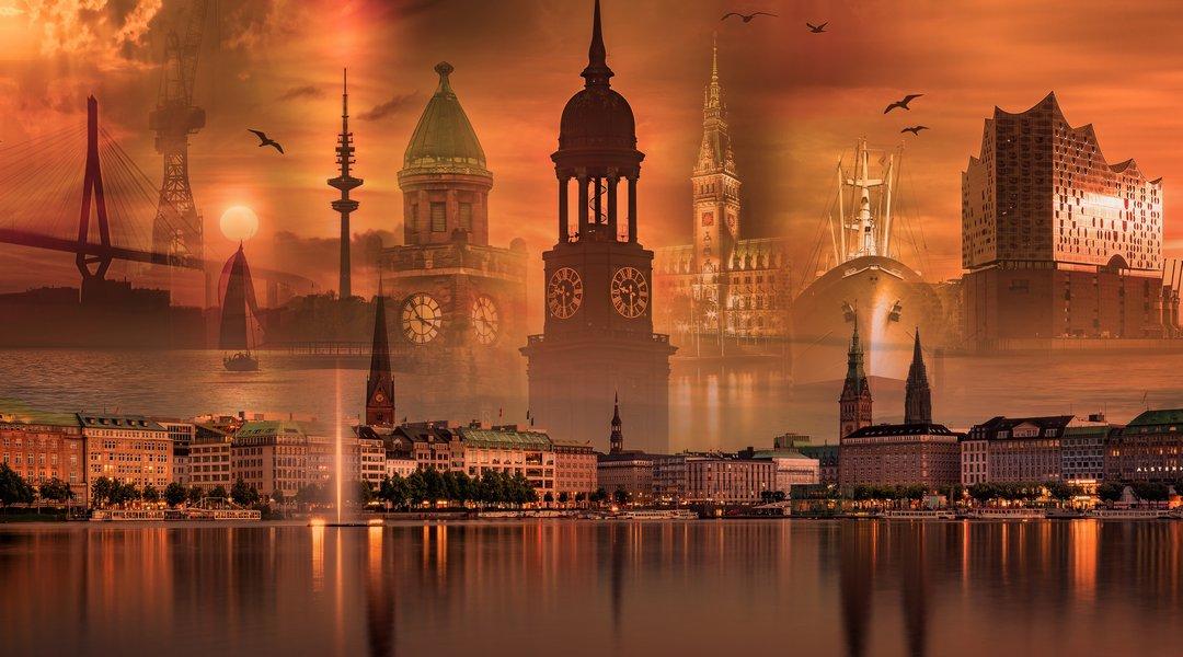 Hamburg collage 12.0