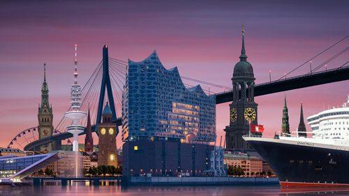 Hamburg collage 17.0