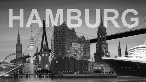 Hamburg collage 17.0a sw
