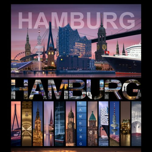 Hamburg collage 18