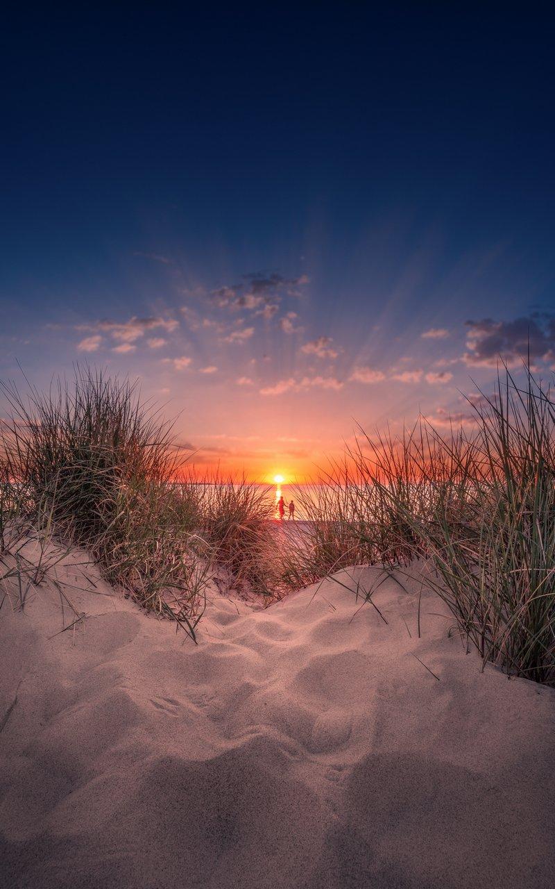 Sunset_Laboe_Ostsee_Sunset