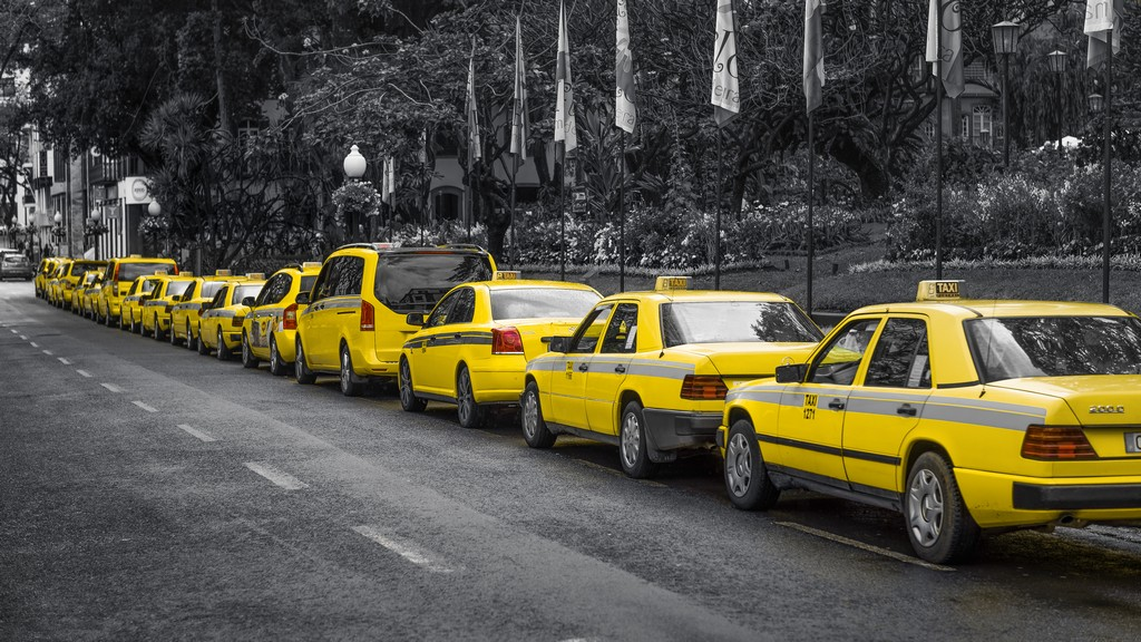 Taxis Colorkey