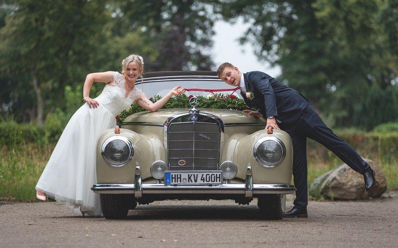 Hochzeitsfotografie Referenzfotos
